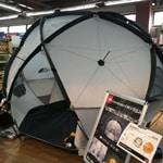ノースフェイスの作ったテントがヤバすぎる! ジオドーム4