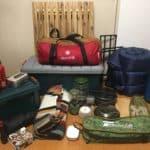 僕が使っているソロキャンプ道具を紹介します(前編)