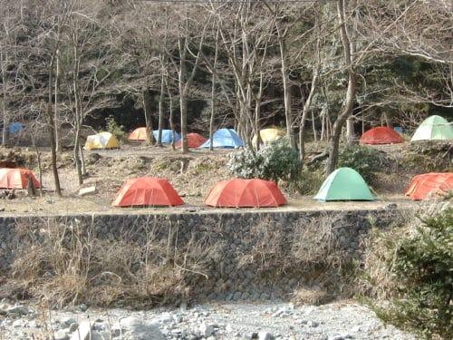 ヒロシ キャンプ 場所