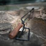 【テオゴニア】ソロキャンプで無骨な「薪ばさみ」はこれしかない!