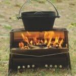薪グリルは焚き火にしてもグリルにしても最高の逸品!