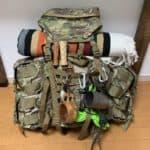 カリマーSFはソロキャンプに最強のパッキングが可能!!