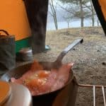 自由気ままなソロキャンプの1日のルーティーン!